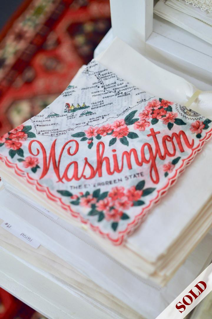 Washington hanky