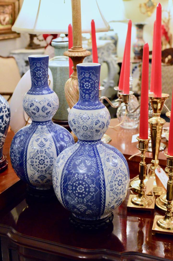 Chelsea House vase