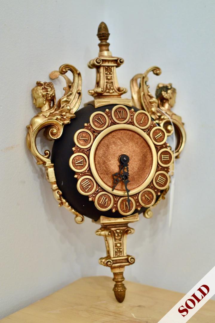 Regency clock