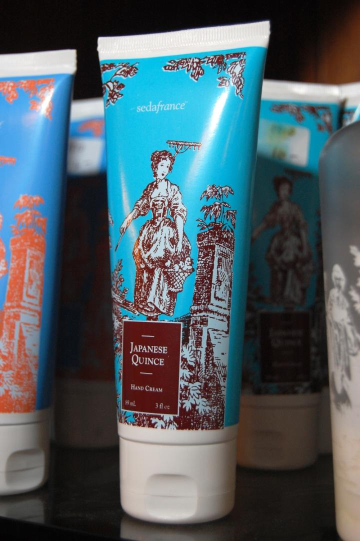 Japanese Quince Hand Cream 3 fl oz
