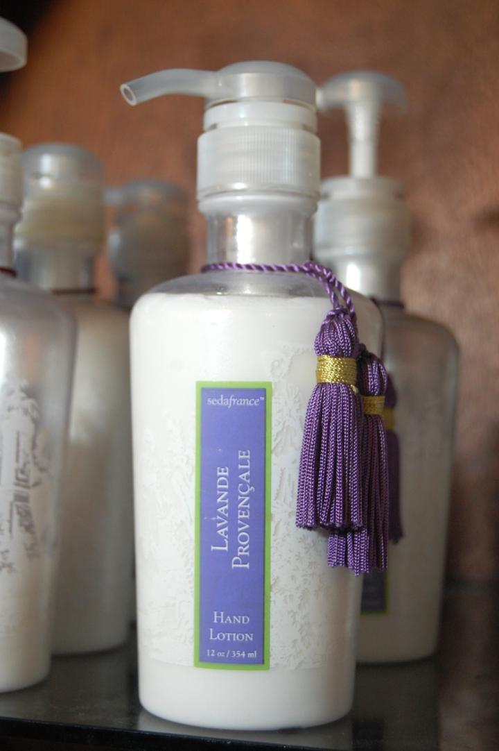 Lavender Provençale Hand Lotion 12 oz.