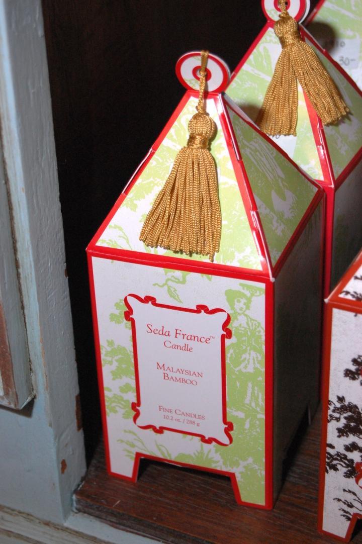 Seda France Candle Malaysian Bamboo 10.2 oz.