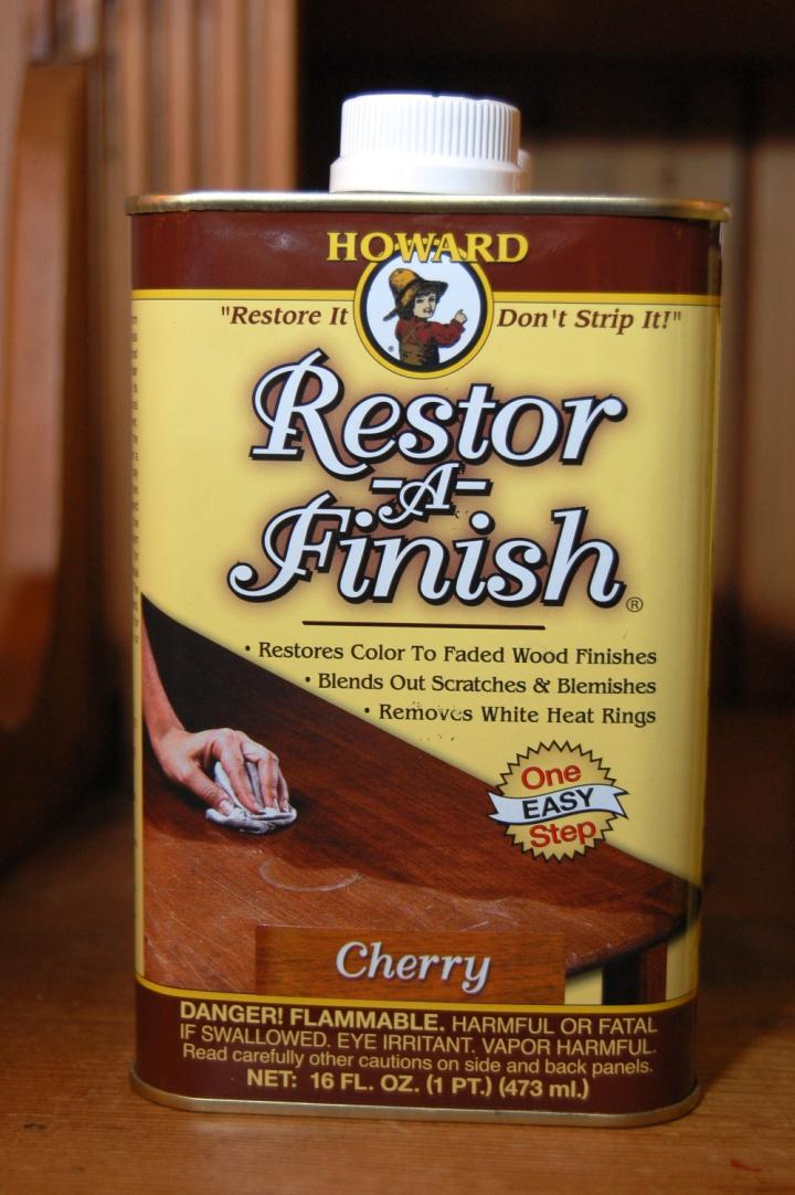 Howard Restor-A-Finish - Cherry 16 fl oz
