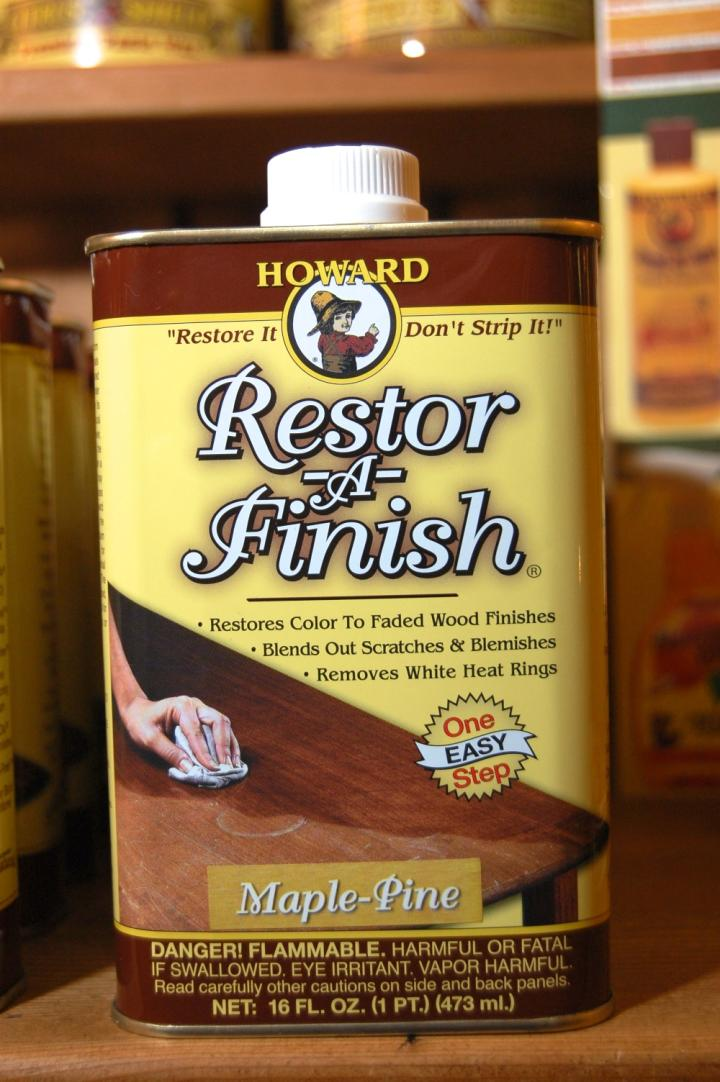 Howard Restor-A-Finish - Maple-Pine 16 fl oz