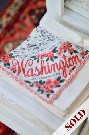 Washington hanky