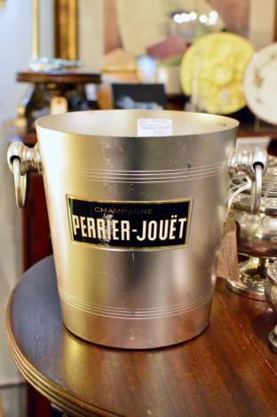 Paris bistro champagne bucket