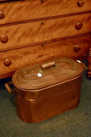 Boiler tub