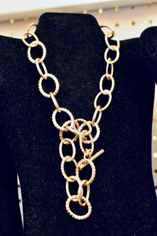 Napier necklace & bracelet