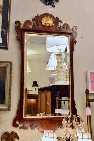 Henkel Harris mirror - 1950
