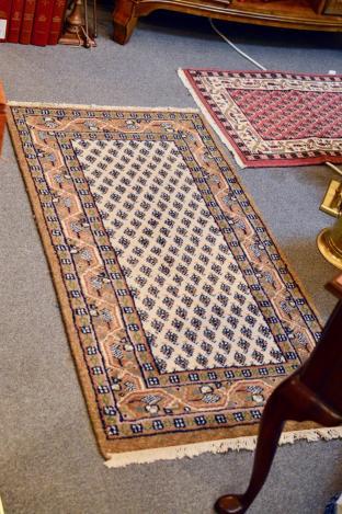 2 1/2' x 4' Persian rug