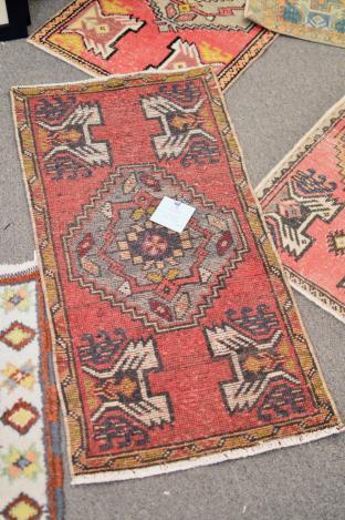 """""""Lola"""" Turkish mini rug"""