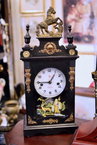 Vintage old Shanghai clock