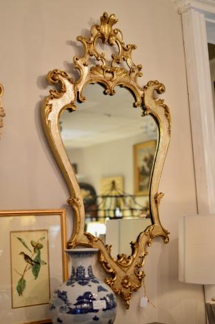 Vintage Labarge mirror