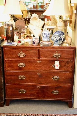 Early 19th Century English chest