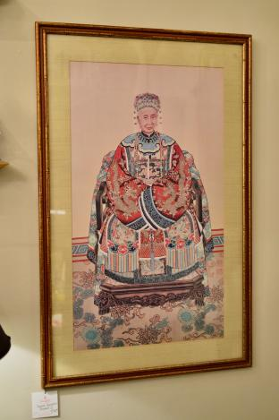 Chinese ancestral portrait 2