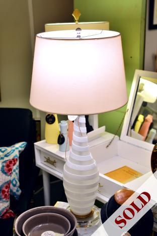 White lamp