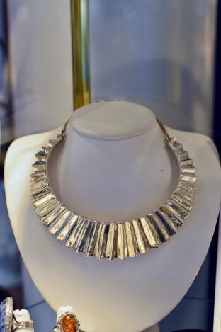Yaacov Heller sterling collar
