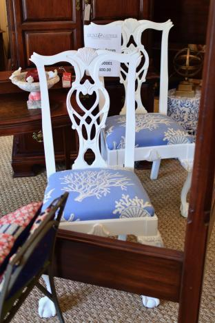 8 dining room chairs