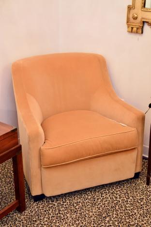 Baker club chair - 1 of pair