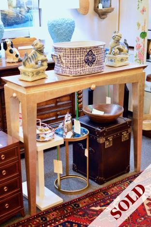 Alden parks console table