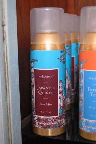 Japanese Quince Seda Mist 6 oz