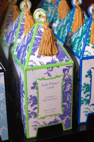 Seda France Candle Lavander Provençale 10.2 oz.