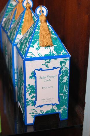 Seda France Candle Hyacinth 10.2 oz.