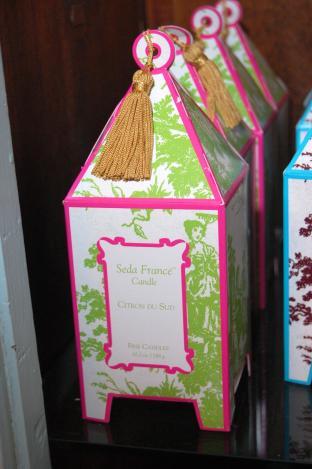 Seda France Candle Citron Du Sud 10.2 oz.