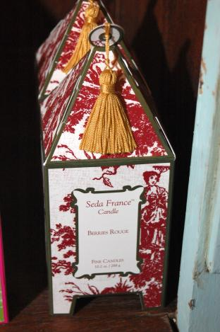 Seda France Candle Berries Rouge 10.2 oz.