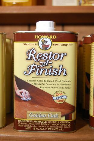 Howard Restor-A-Finish - Golden Oak 16 fl oz