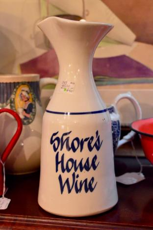 Shore's House Wine Carafe