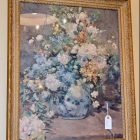 Vintage framed Renoir print