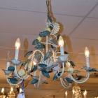 Toile chandelier