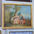 Painting of couple