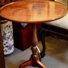 Twisted edge Queen Ann table