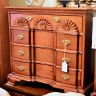 4 drawer chest - 1 of pair