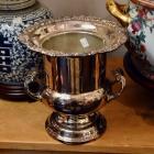 FS Rogers silver plate champagne bucket