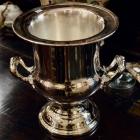 Alvin silverplate champagne bucket by Gorham