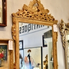 Palladio of Italy for Kindell Furniture gilt mirror